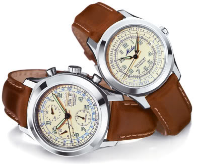 Mido Multifort Chronograph with Champagne Dial MidoBrothers