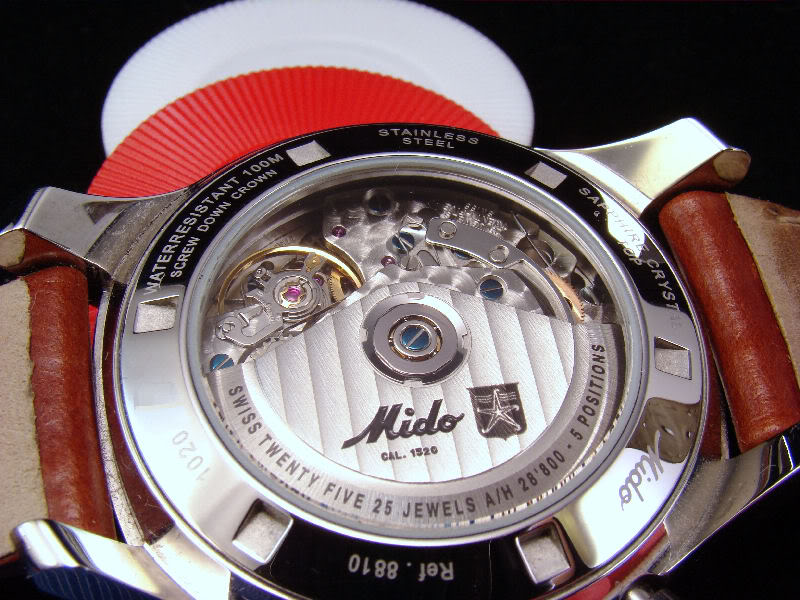 Watch Reivew: Mido Multifort Chronograph  MidoMFCCaseback800x600