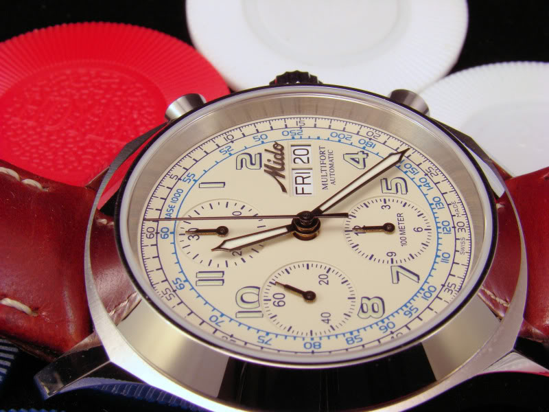 FS: Mido Multifort Chronograph with Top Grade Movement MidoMFConChipscloser