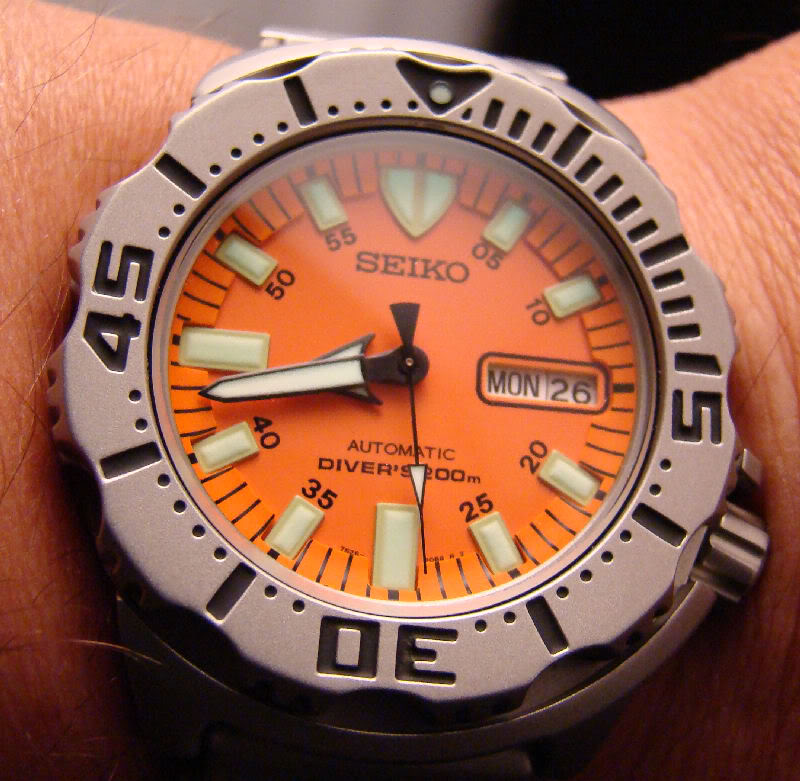 educate me about mods OMonwrist800