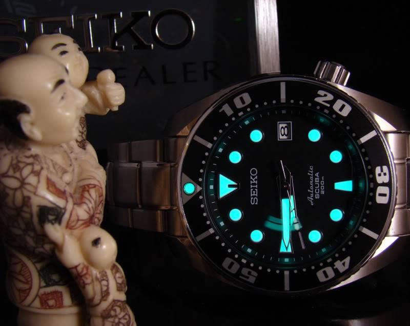 Watch-U-Wearing 7/13/10 Lume-Netske