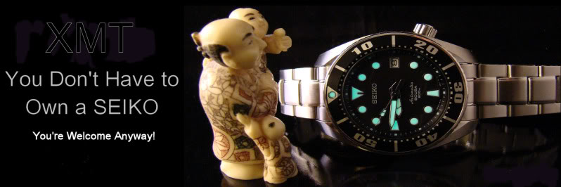 Seiko Diver for Japanese Domestic Market (JDM) XMTHeaderAttempt