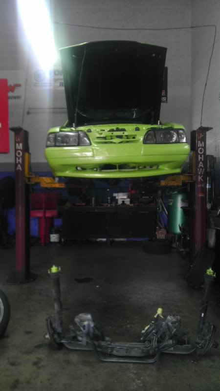 Project Incredible Hulk from MAK Performance IMAG0670