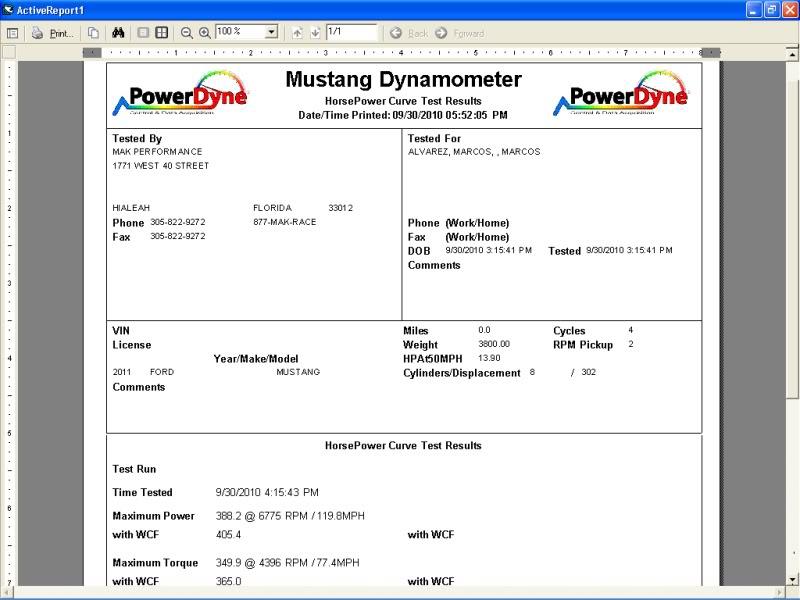 MAK Performance 2011 Mustang GT 5.0 Project UPDATE !! Marcos_chart