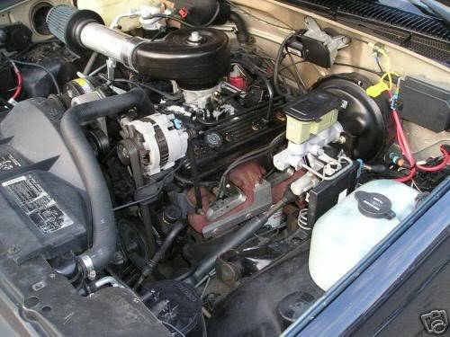 My turbo Truck Sierra5