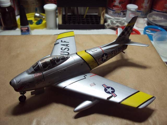 F-86F Sabre - Academy nº 1629 1/72  - FINALIZADO ! DSC05497_zpsb9c3de94