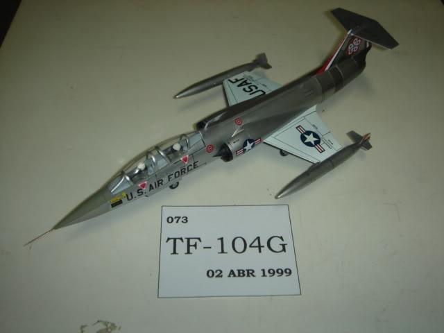 Jet Commando TF-104G-6
