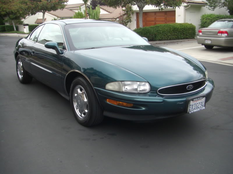 New to Forum... and new owner of a 98 98TealRiv1