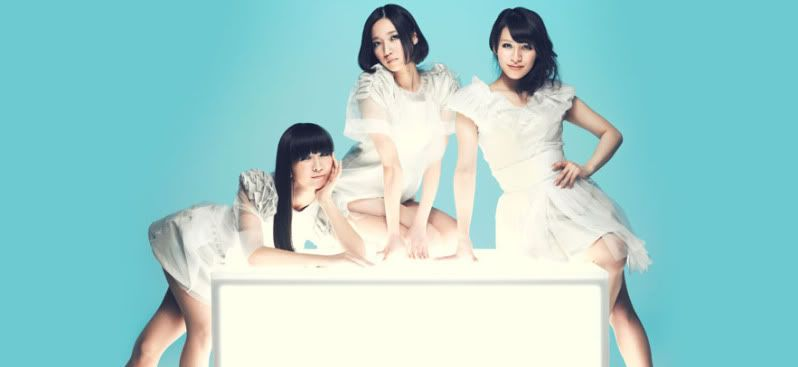 """""""Spring of Life"""" no iTunes! (09/04/2012) Perfume-NEW"""