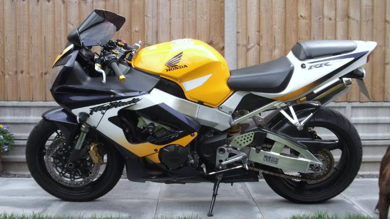 My 929 Fireblade Picture11