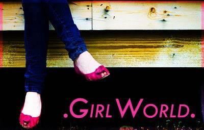 Forumo logo konkursas. GirlWorld
