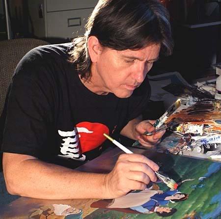 Jim Warren (Jim Warren) Artistofworks