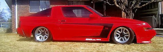 Dz Nutz Garage DzCar007
