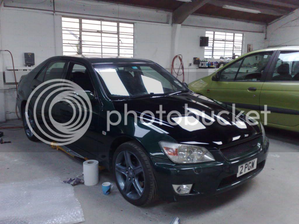 Lexus is200 16042011186
