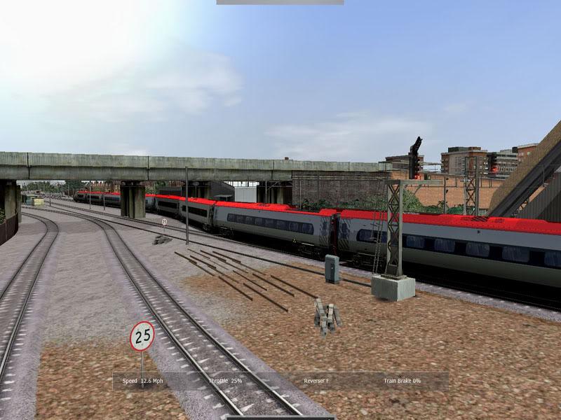 WCML south - London Euston to Liverpool Lime St 390_nuneaton