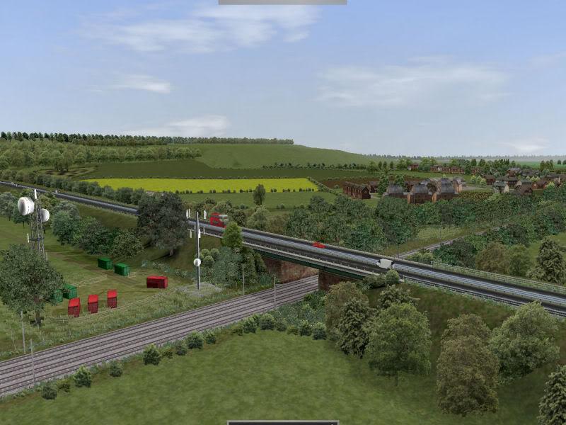 WCML south - London Euston to Liverpool Lime St M69Shinton