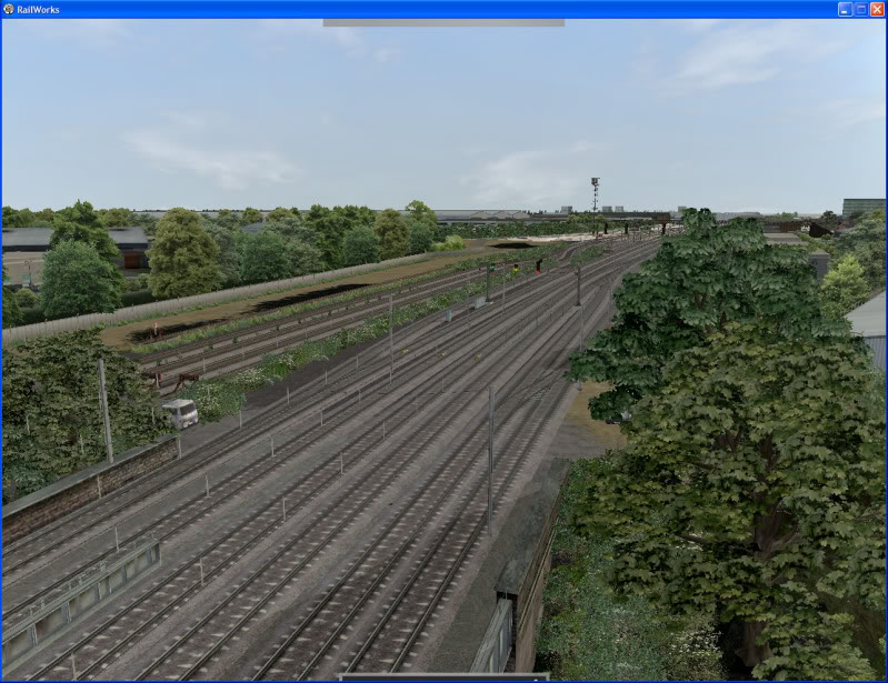 WCML south - London Euston to Liverpool Lime St Rugbysidings
