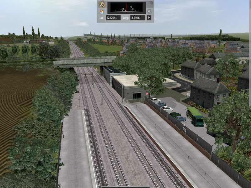 WCML south - London Euston to Liverpool Lime St Polesworth_1
