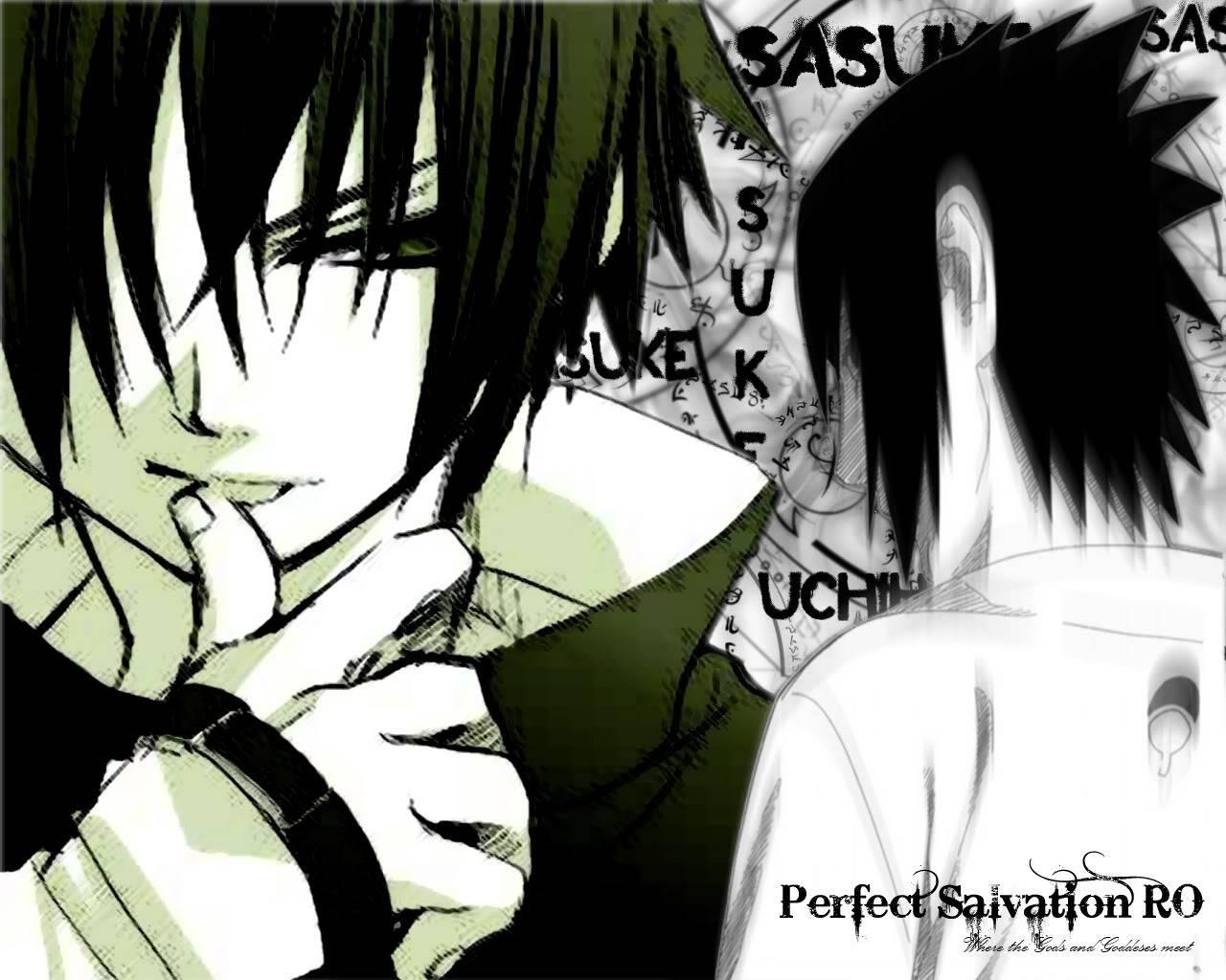 psRO loading screen *MY JOB* Sasuke