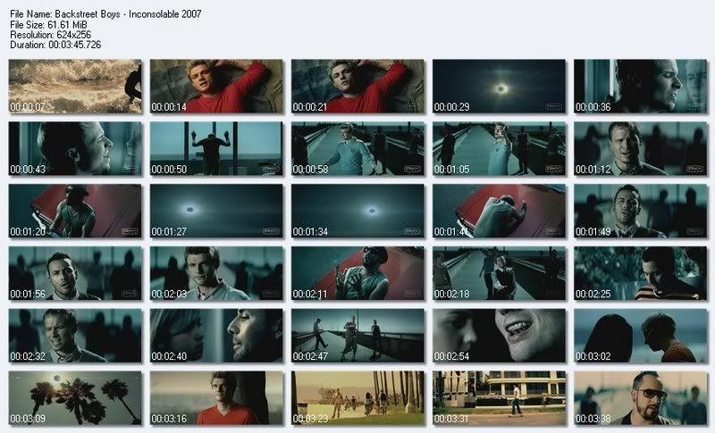 Backstreet Boys - Inconsolable 2007 BackstreetBoys-Inconsolable2007avi