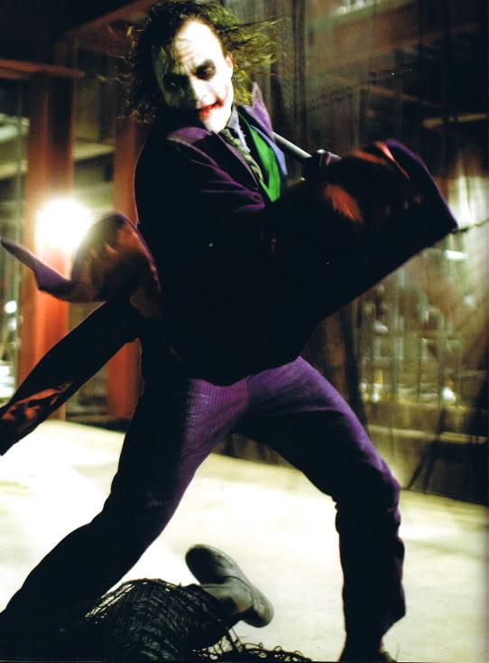 Joker [The Dark Knight] Jokercrazy