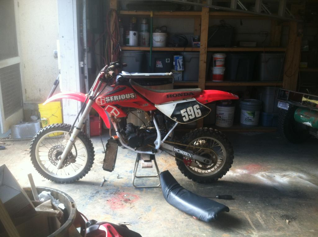 "kawa""s 1993 honda cr80r restore and build  7611C601-85AD-45AA-A2F3-A6682C225CC9_zps9nanjy2q"
