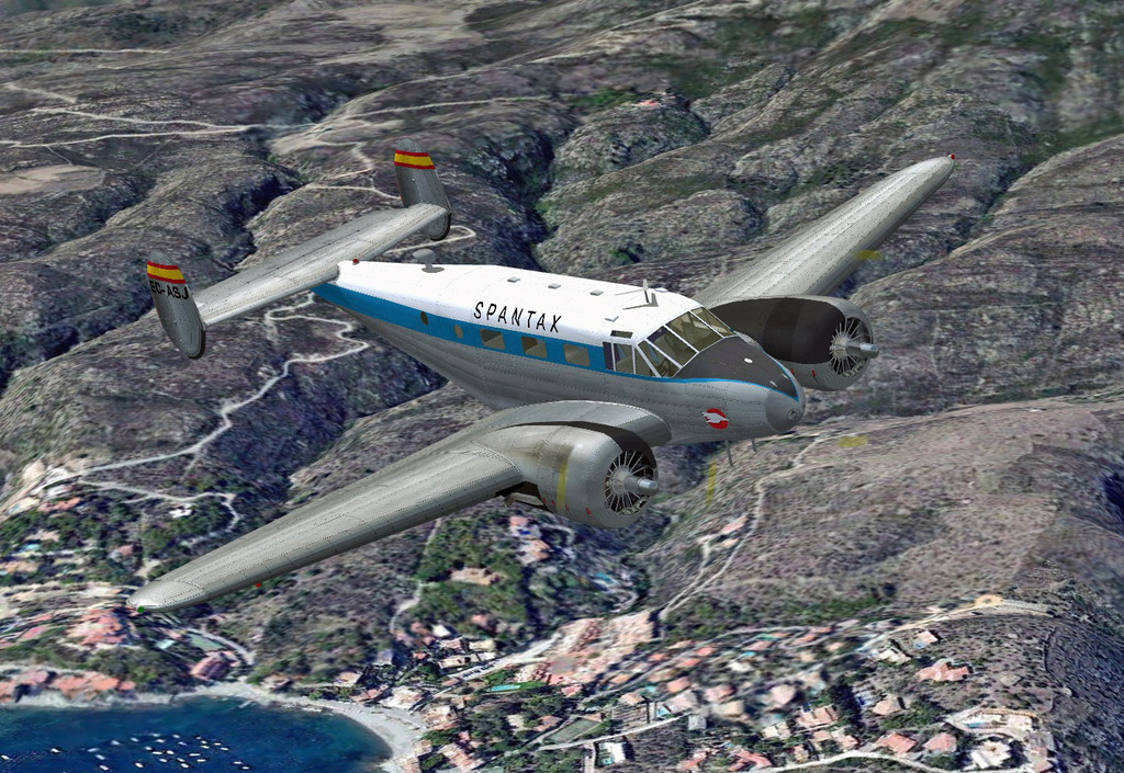 Show us your favorite freeware aircraft