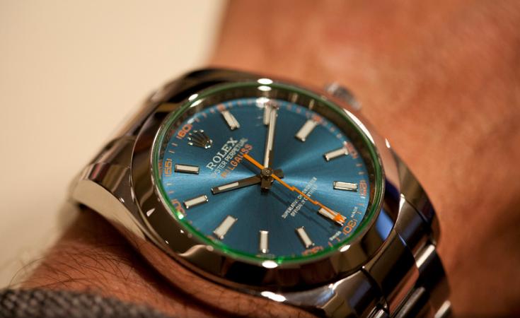Matériaux de boîtiers de montres Rolex%20milgaus_zpsc6h41ybi