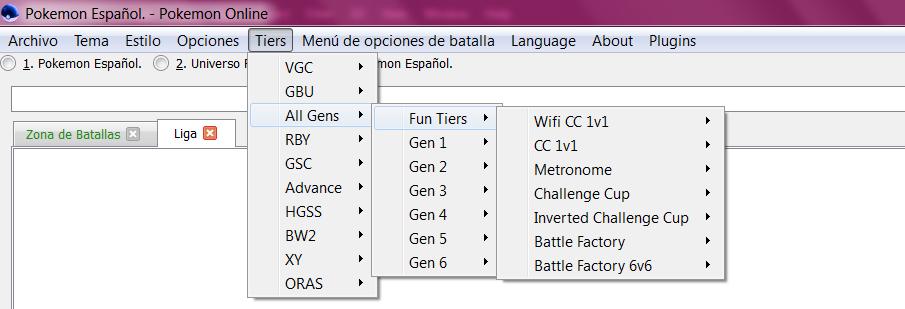 Guía editor de equipo, gen, tiers, clauses y ranking Tiers1_zps58758451