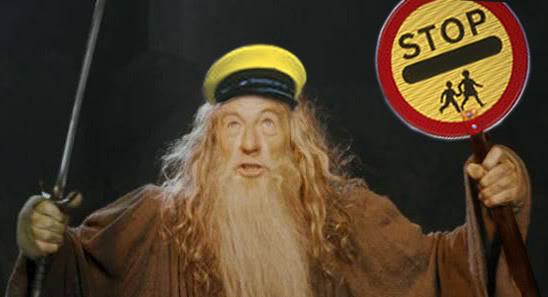 Funny Pics und Co zu HDR XD Gandalf