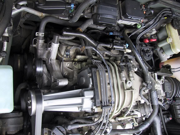 Write-Up: Installing Rockers, Valve Springs, & Push Rods Alternatoroff