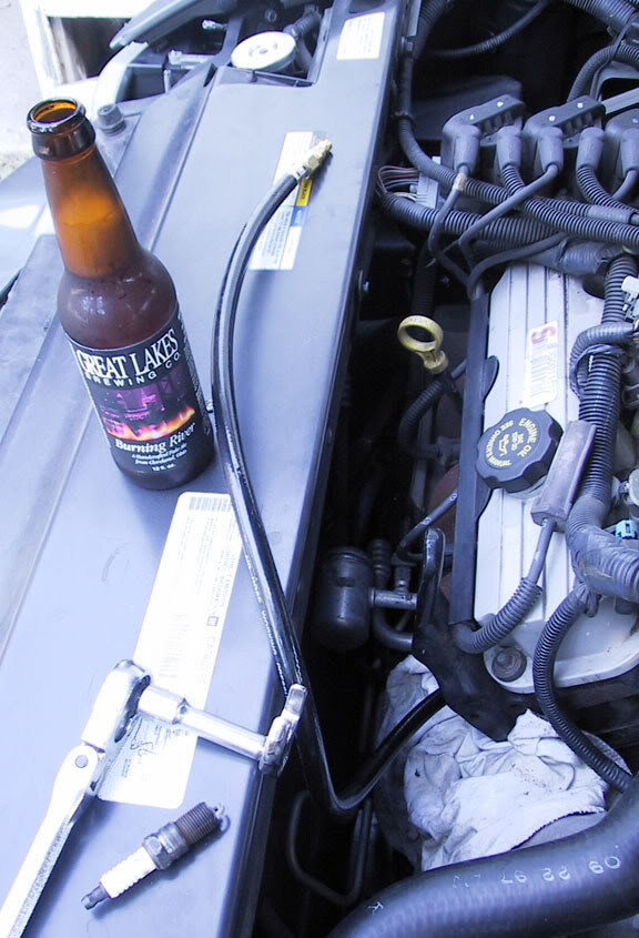 Write-Up: Installing Rockers, Valve Springs, & Push Rods Beerwires