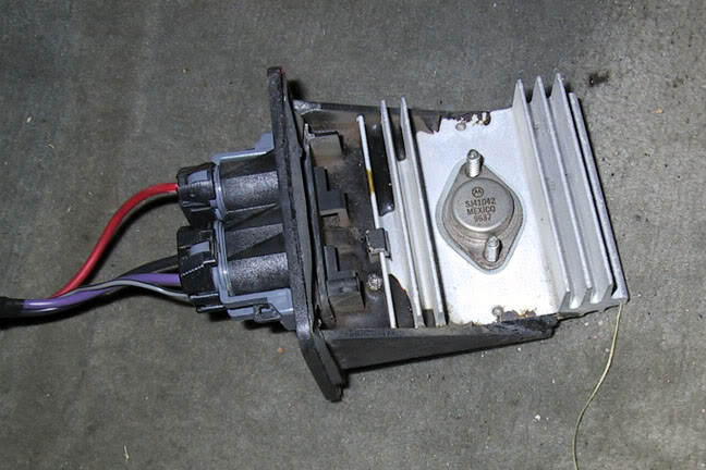 FAQ: HVAC Blower motor only works part time, or stays on Blowermod