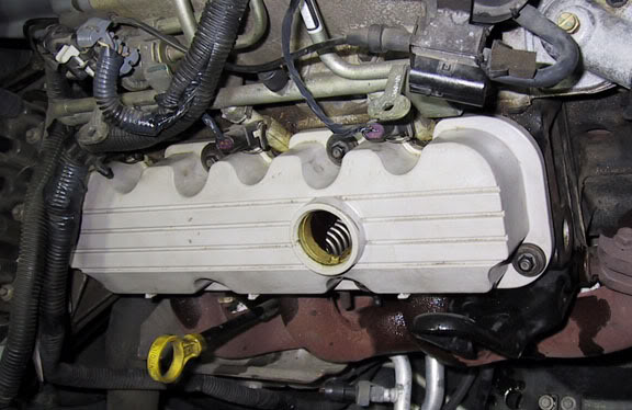 Write-Up: Installing Rockers, Valve Springs, & Push Rods Coveron