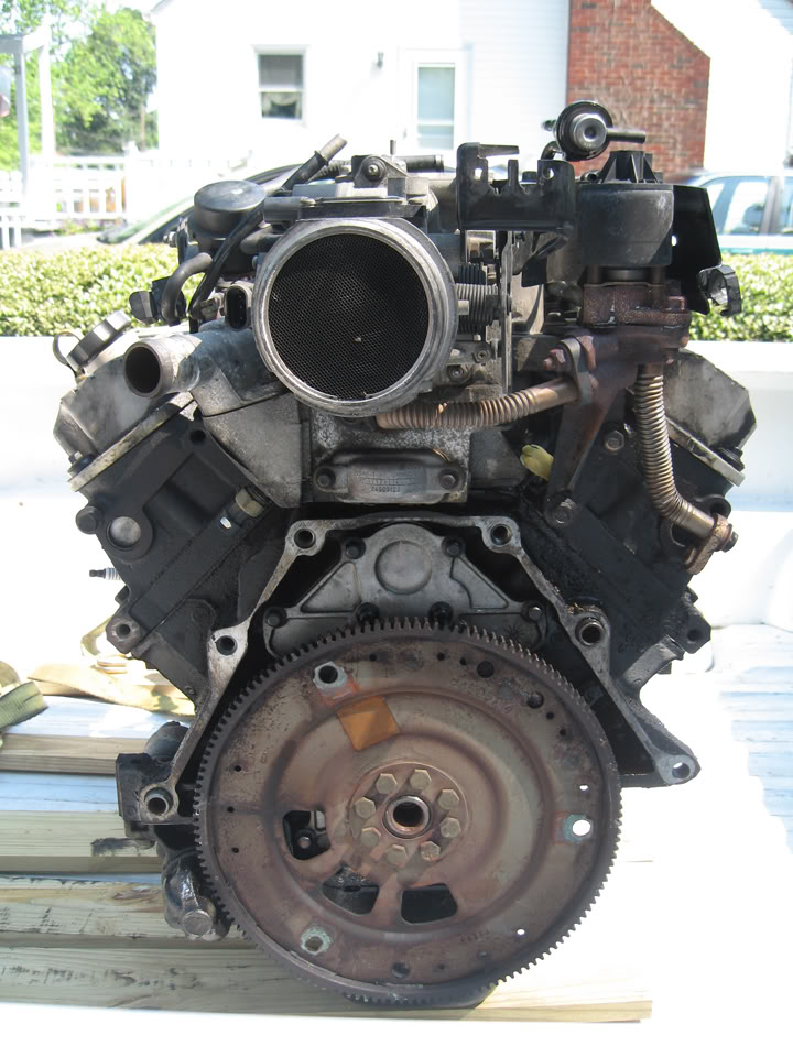 Write-Up: 3800 Series II SC Engine Removal & Installation