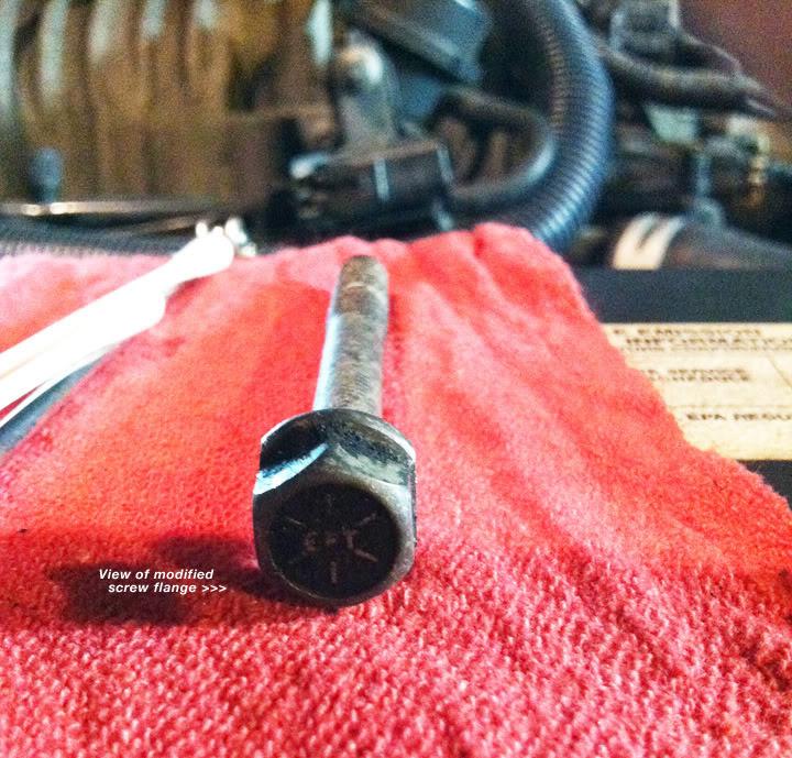 Write-Up: Water Pump (Series II SC) GrindSCREW2
