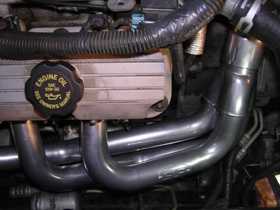 Write-Up: Installing SLP Exhaust Headers HeaderWU18