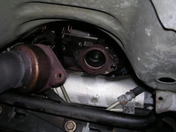 Write-Up: Installing SLP Exhaust Headers HeaderWU4