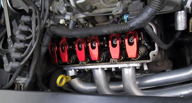 Series II (Supercharged) Engine Modifications Rockers_headers