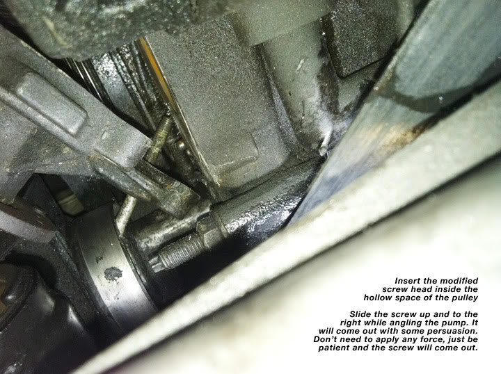 Write-Up: Water Pump (Series II SC) ScrewOUT
