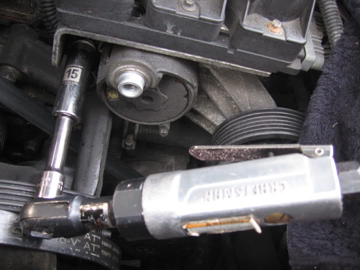 Write-Up: Replacing Supercharger Belt Tensioner - Page 4 Tensioner5
