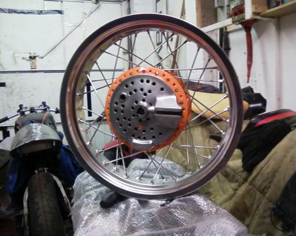 Yamaha XJ550 Rhsrearwheel