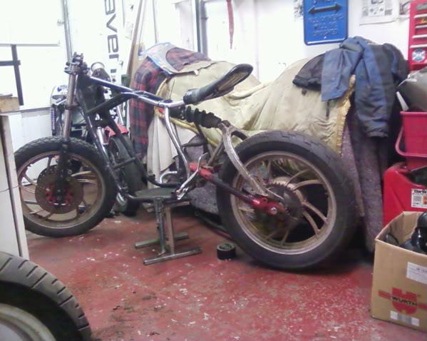 Yamaha XJ550 Xjmockupmono
