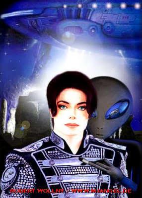 Immagini MJ Fotomontaggi Aliende2