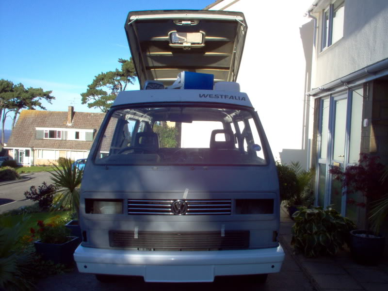 T25 Caravelle to Camper Sept25010