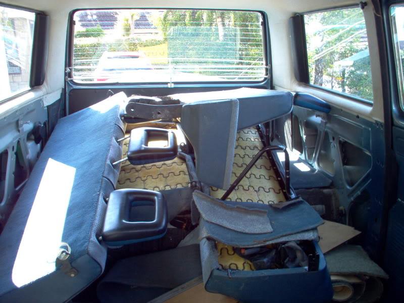 T25 Caravelle to Camper 121-1