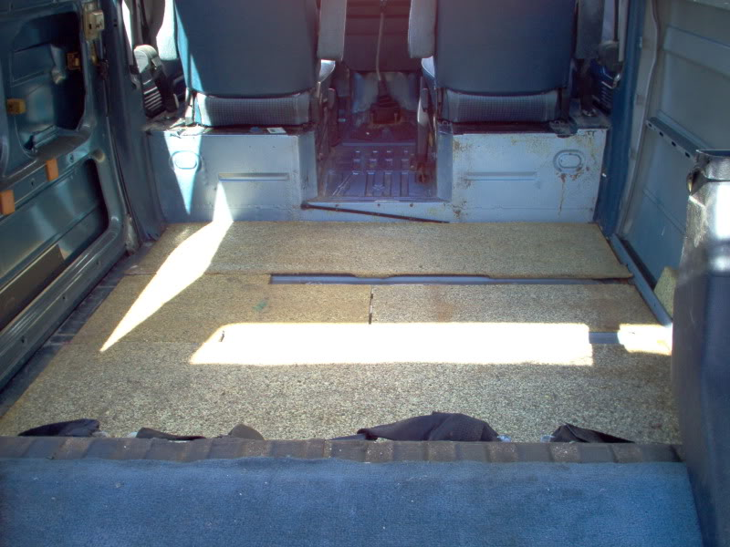 T25 Caravelle to Camper 129