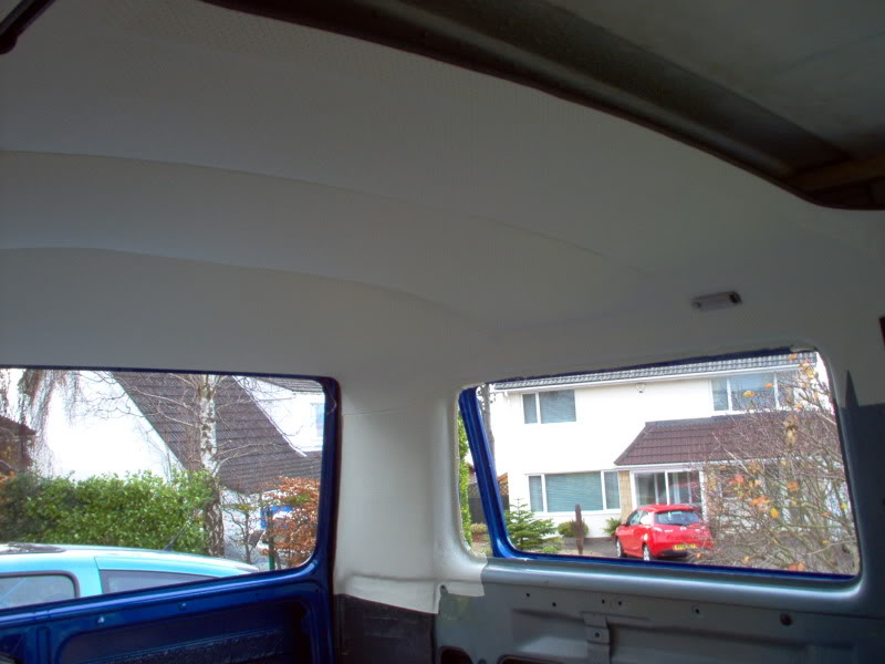 T25 Caravelle to Camper T25003