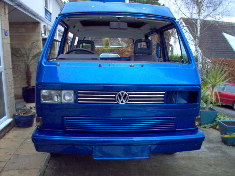 T25 Caravelle to Camper T250152