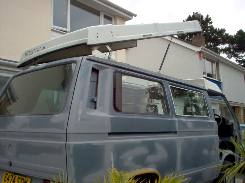 T25 Caravelle to Camper Sept2010016